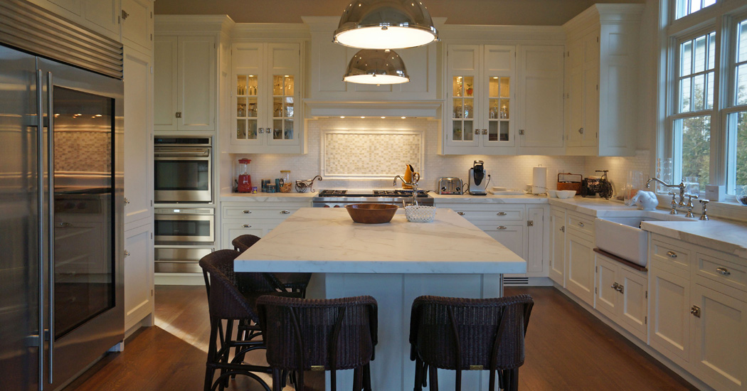 Bakes and kropp redirect Kitchen design colonial home