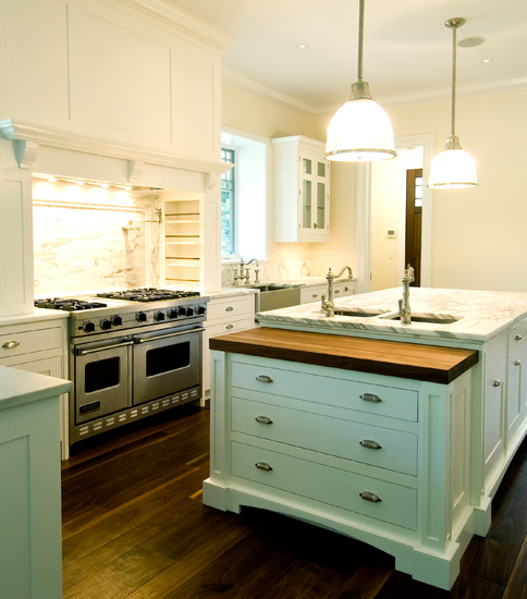 Shaker kitchen home design and decor reviews for Shaker kitchen designs